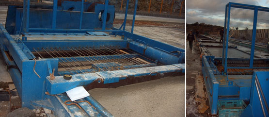 Flooring Beds - to manufacture 2400mm Prestressed Flooring